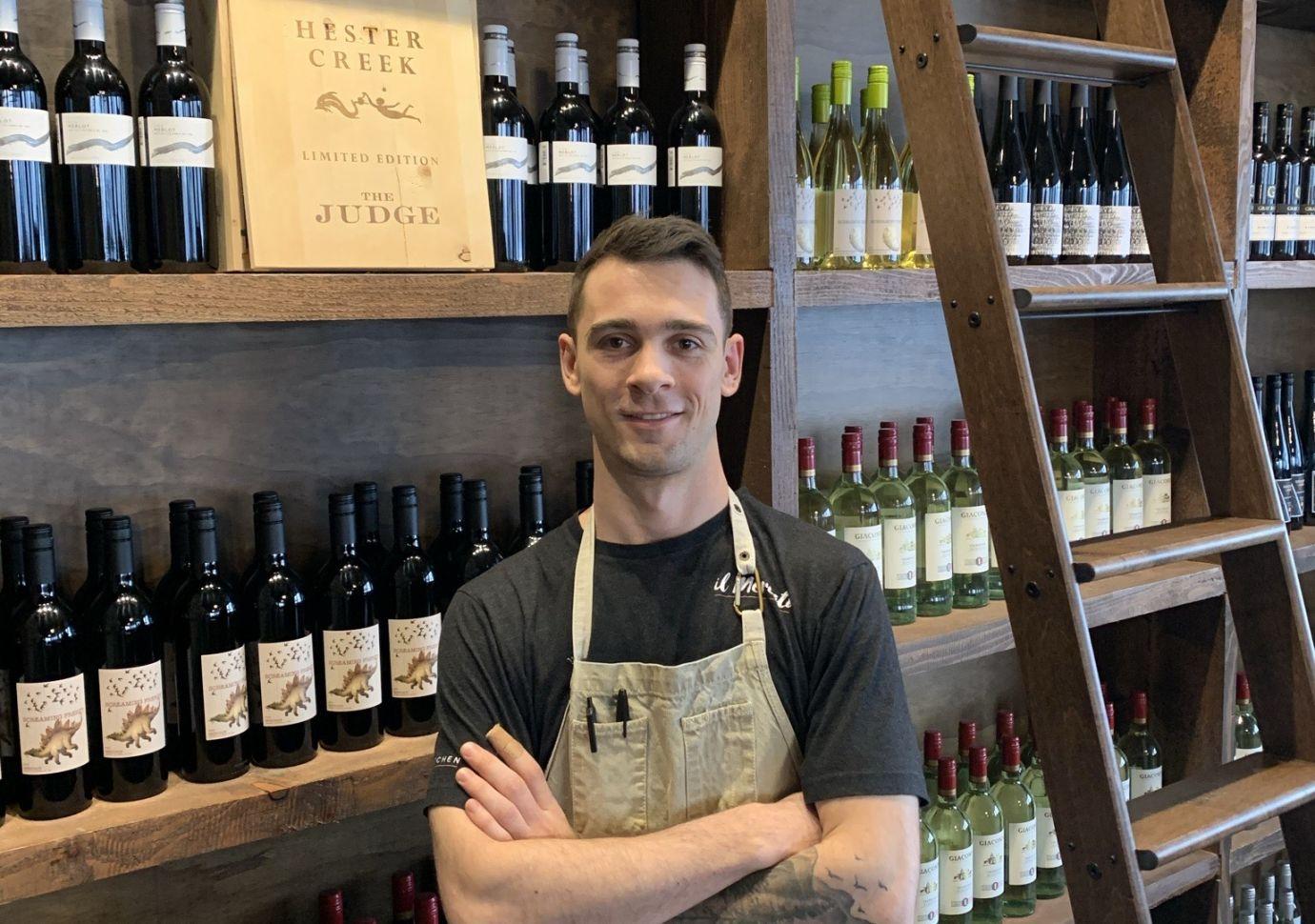 Sous Chef – Tristan Gauthier Reia